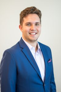 Welcome Vladamir Marinic to our growing team!